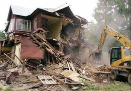 Демонтажные Работы, Демонтаж, разборка, домов, стен Киев, резка бетон.