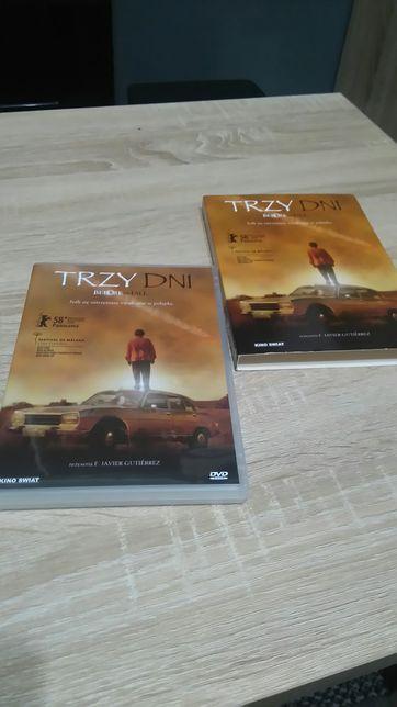 """Trzy dni"" film DVD lektor pl Sosnowiec - image 3"