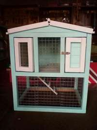 Image of Rabbit cage on special