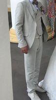 Шикарный свадебный (выпускной) костюм.