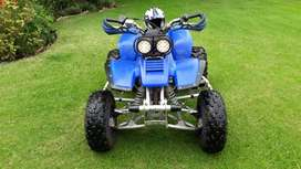 Yamaha Racing Quad