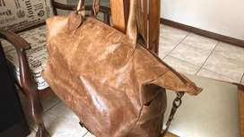 Mally Genuine Leather Baby Bag