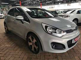 2013 KIA RIO TEQ 1.4 WITH ONLY 82000KM NOW SELLING FOR R2800 PM