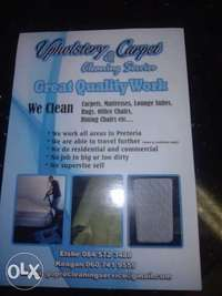 Image of Winter special- Quality cleaning of carpets and sofas
