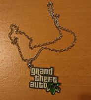 GTA 5 V Medalion Wisioreg GRAND THEFT AUTO Gra PC PS4 Amulet NOWY