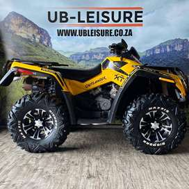 2006 CANAM OUTLANDER 800 | UB LEISURE