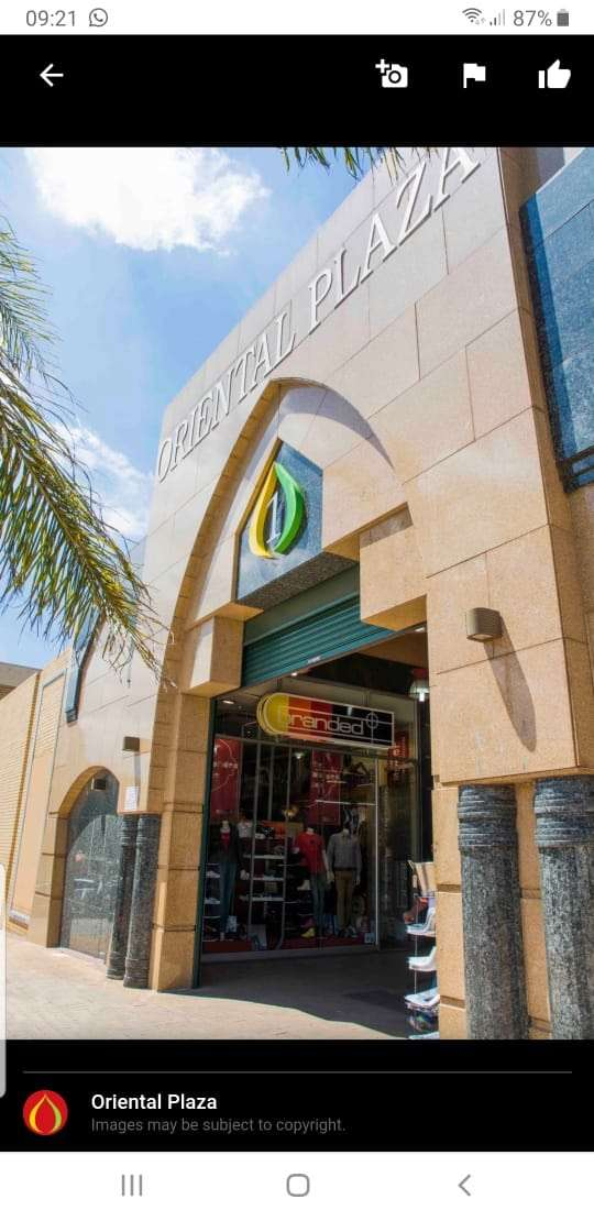 Oriental Plaza Shop together with Store Room for Sale 0