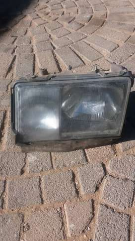 Mercedes Benz Headlight 124 series and 123 series.tail lights