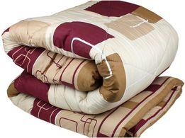 Одеяло стеганное ватное дешево. Производитель