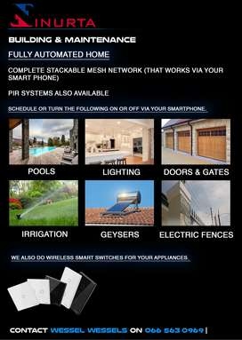 Electrical Services | Full Home Automation