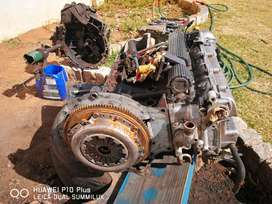 Mazda Astina 1.8L Engine Stripping For Parts