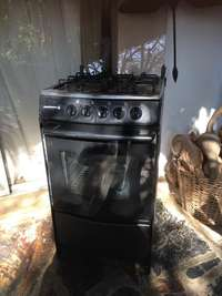 Image of 4 Plate Freestanding Gas Stove for Sale