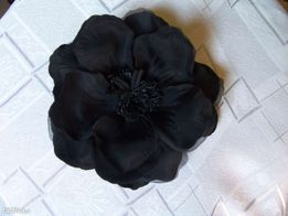 ozdobny kwiatek;) broszka/spinka do wlosów