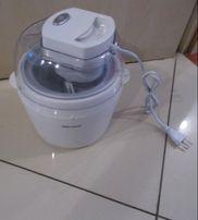 Okazja!!! Urządzenie do lodów DELIMANO ICE CREAM MAKER- NOWY !!!