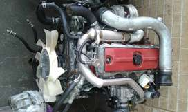 Toyota Hino 4 Tonner N04CT engine for sale