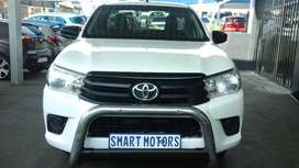 Pre -Owned TOYOTA HILUX 2.0 GD-6 SINGLE CAB
