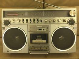 Магнитола National Panasonic RX-5500LS 1979г!