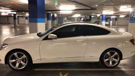 C250 cdi, coupe, pan roof for sale.