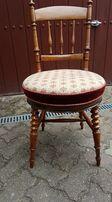 stylowe krzesło - eklektyk - antyk