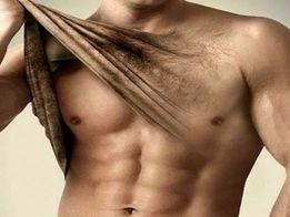 Обучение мужской восковой депиляции( бикини ,спина , грудь,предплечье)