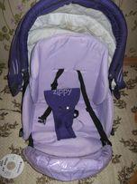 Tutis коляска 2 в 1 Zippy New Waves Фиолетово-Сиреневая