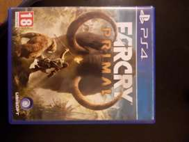 Farcry primal ps4 game like new
