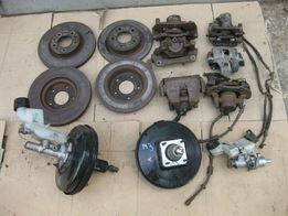 Тормозной диск суппорт усилитель тормозов цилиндр вакуум Mazda 3 6