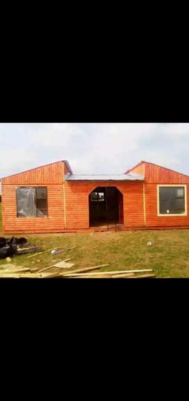 Timms Wendy house