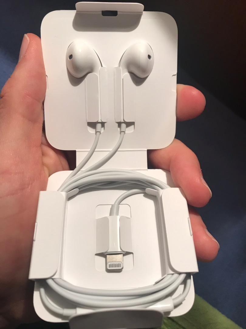 iPhone slušalke nerabljene nove 0