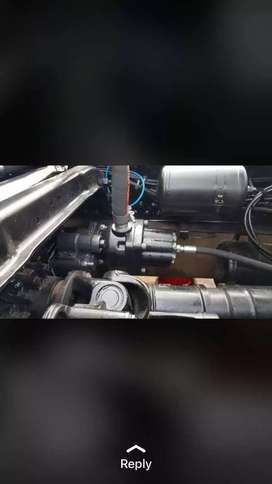 Reliable and brand new hydraulic  pto installation