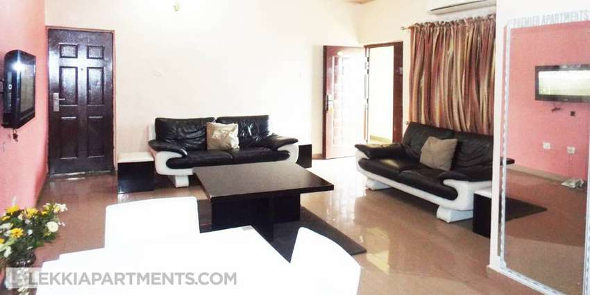 Fully Furnished 2-Bedroom Apartment 0