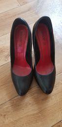 LASOCKI skórzane buty / czółenka