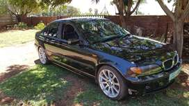 BMW 318i  in a excellant condition runs every day. 2.0L powerfull fast
