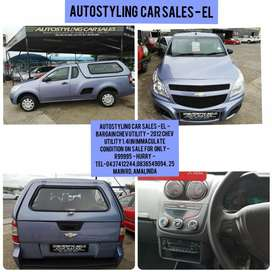 Autostyling Car Sales-EL-2012 Chev 1.4i Ldv On Sale Only R89995