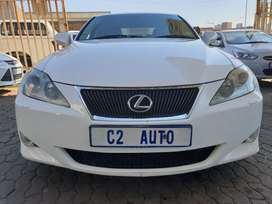 2006 Lexus IS 250 V6 Automatic