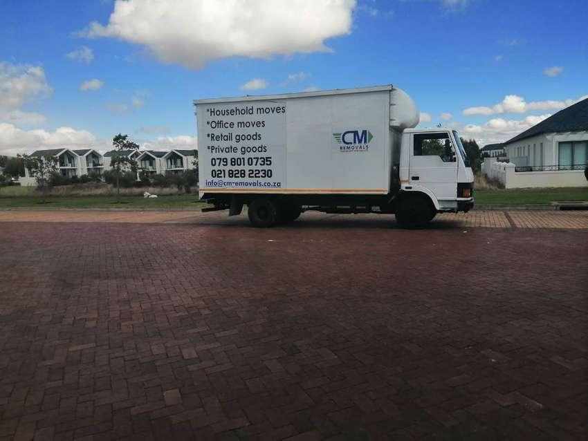 Household movers in Cape Town local and long distance 0