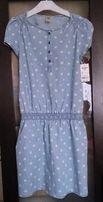 Платье джинсовое OshKosh сукня плаття 140-155 см
