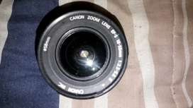 Cannon Zoom lens