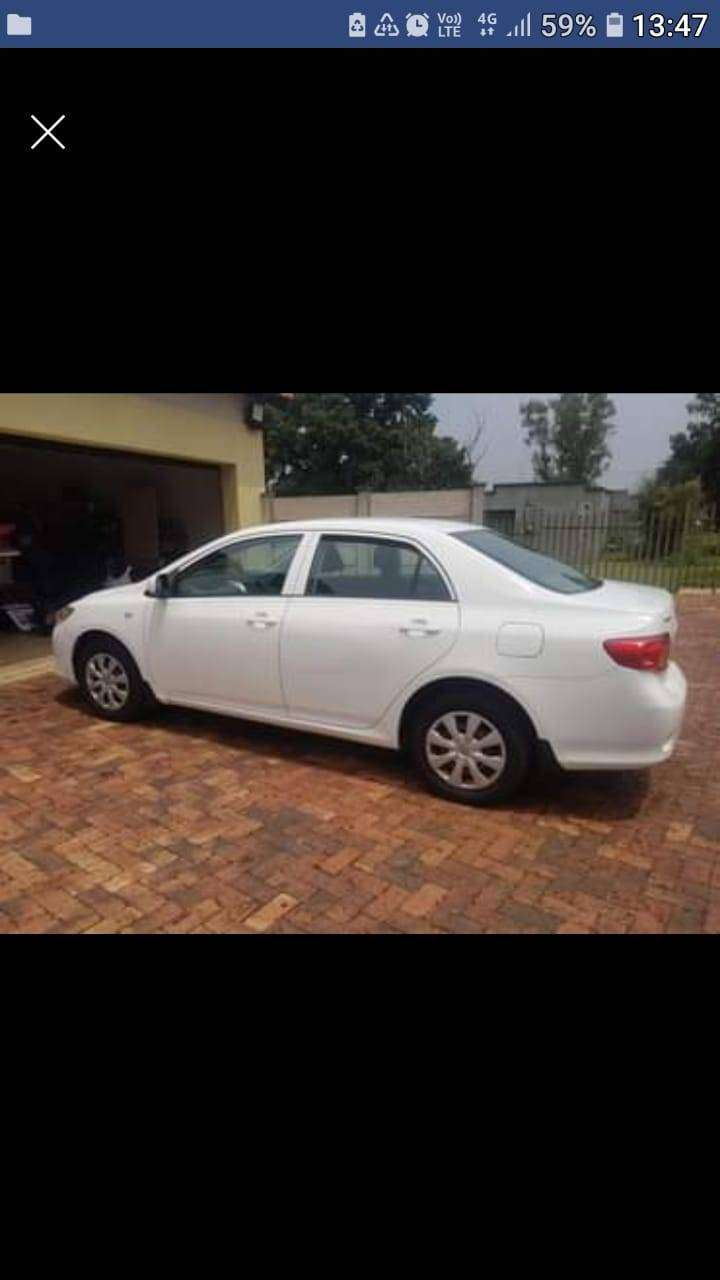2009 Toyota Corolla in excellent conditionn