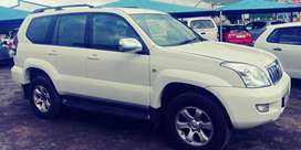 2004 Toyota Prado 4.0 V6 Auto 7 Seater for sale!