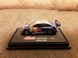 Модель автомобиля Audi A4 DTM Saison 2004 1:87 (Schuco)