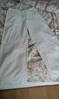 Spodnie kolor beżowy