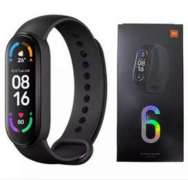 M6 Smart Band Watch: Black only