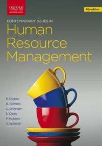 Image of Contemporary issues in human resource management