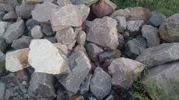 Камень гранит для сада,альпийских горок