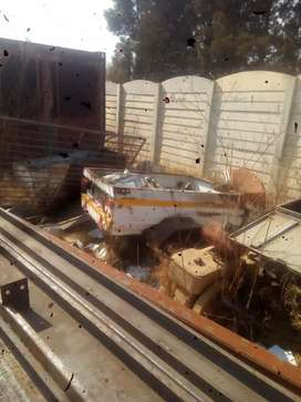 various scrap trailers for sale