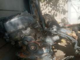 Engine for Toyota quantum is good condition