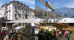 Noclegi w Alpach na Sylwestra / Narty