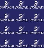 Набор SWAROVSKI,Австрия,покрытие родиевое,сертификаты качества,торг