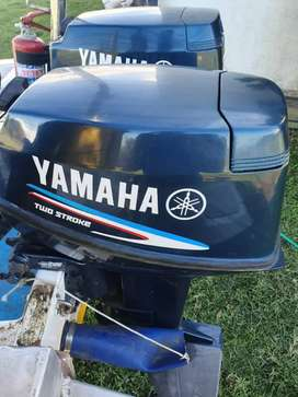 Yamaha 25hp motors